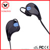 Amazon Private label 2015 cool sweatproof bluetooth sports headsets Stereo Earphones earhook univesal cellphone Microphone hands