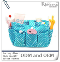 high quality fashion style cosmetic storage bag