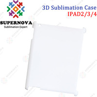 DIY 3D Sublimation Phone Case for ipad2/3/4