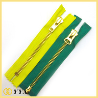 Factory Price High Quality Zipper Metal Purse Zippers For Purse