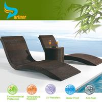 Australia Shape Design Garden Sofa Furniture Chaise People Poolside Outdoor Resin Hartman Sun Lounger