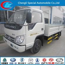 China made Forland 4*2 mini multifuntonal van truck for sale