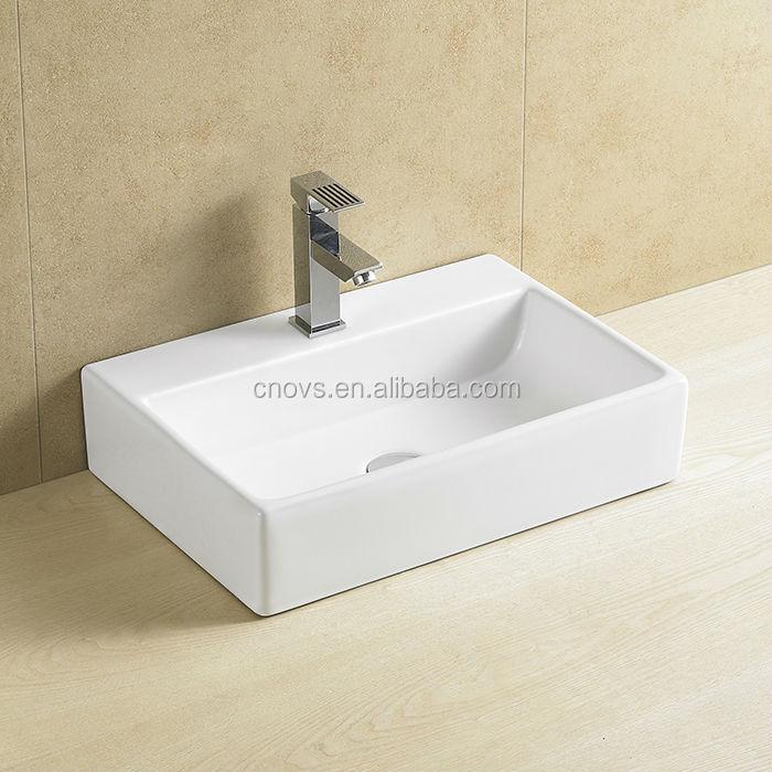 Ceramic Trough Bathroom Sink Ceramic Sink Bathroom