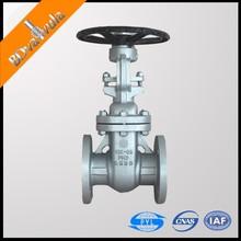 Manufacturer ANSI 3 inch industrial A216 gate valve