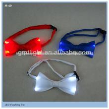 moda LED laços festa e decoração de bola