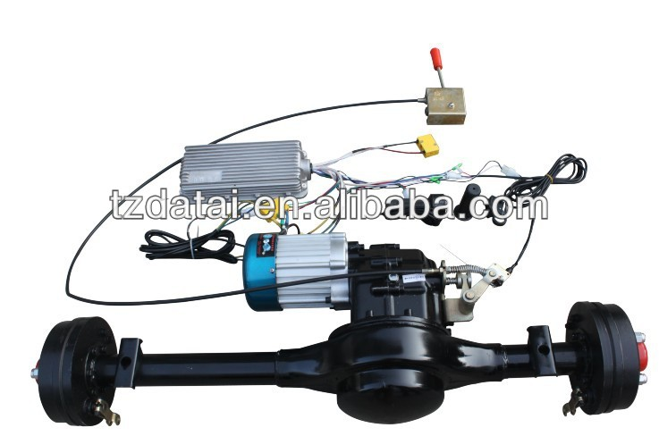 2 speed tricycle rear axle buy electric motor driving for Two speed electric motor