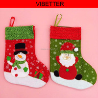 wholesale mini christmas stockings made in shenzhen