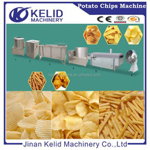 New Condition Low Invest Potato Chips Making Machine Price