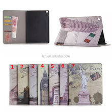 2015 New Product for iPad Air 2, For iPad Air 2 Leather Case, Case for iPad Air 2