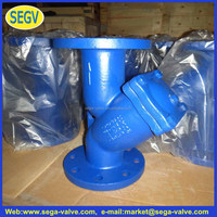 mug with strainer Flange Type Y Strainer DN250