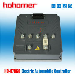 45 kW High-Technology HC-07D60 Smart-Control Customized Electric Brushless AC Motor Controller for Electric Mini-Bus