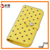 China market leather mobile phone cover case for htc desire 600, case for htc desire hd a9191