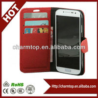 For Samsung Galaxy S4 Leather Mobile Phone Cover