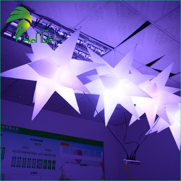 led lighting star shaped balloon (5)