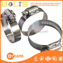 type of hose clamps making machine
