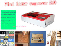 2015 new mini K40 personal laser cutter with air nozzles for stamp/crafts 300X200/300x300 DIY supply (need agency ) skype:liu.