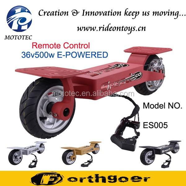 Yongkang mototec new invention self balancing electric skateboard for kids - Invention du skateboard ...