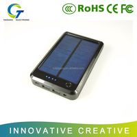 Amazing fasion solar battery charger,mobile power bank for your need