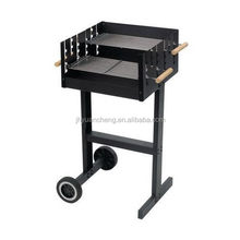 Popular stylish barbecue outdoor charcoal stove smoker
