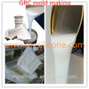 RTV-2 Silicone Rubber for GRC Gypsum Plaster Molding