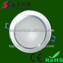 Most Powerful LED Ceiling Downlights High Lumens High Efficient New Creation(CE&ROHS)