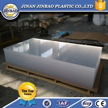 anti-uv year long high gloss acrylic sheet for outdoor decoration
