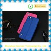 Cell phone accessory flip case for Huawei Honor 6 PU leather cover