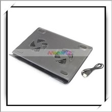 HH-S1001B Laptop Cooler Pad Black with USB Cable