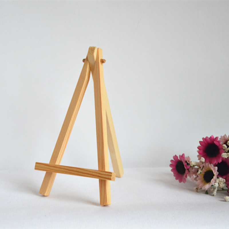 9 16 cm mesa display madera caballetes de arte caballetes - Caballetes de madera ...