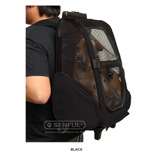 Pet backpack Pet Trolley Pet carrier