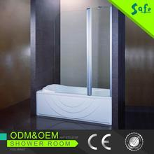 Multifunctional Bathtub Screen Shower Enclosure with CE certificate