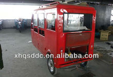 2013 hot sale eletric tricycle battery operated tricycle made in china