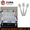 EURA Good quality, multi-cavity plastic spoon and fork mould