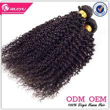 100% malaysian remy kinky curly human hair weft, cheap human hair weaving, wholesale hair bundle