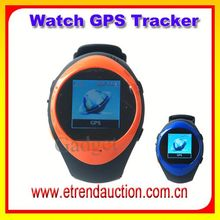 GPS Tracking System With online Web platform personal watch tracker