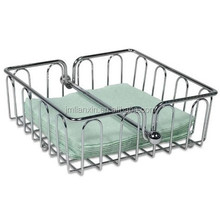 Hot-selling chrome metal wire napkin holder