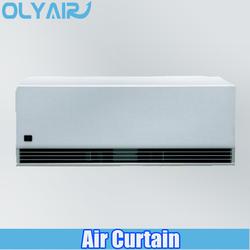 Olyair water warm wind air curtain