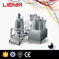 Latest Technology Mixer Type Cosmetics Vacuum Homogenizer
