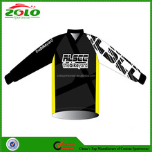 Custom Made Long Sleeve Motocross Jersey,Cheap Motocross Shirt,Bmx Jersey