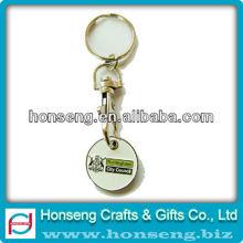 Basketball customized Soft PVC rubber key chains