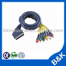 Montevide rohs type scart cable wholesale