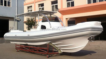Liya 3m-8m luxury rigid hull inflatable boats for sale manufacturers