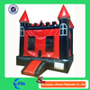red and black inflatable cheap bouncer simple inflatable bouncer customized