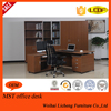 2015 hot sale office executive table wood office furniture