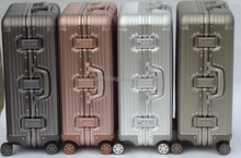 Aluminum luggage case &travel case