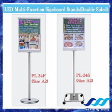 PL-24S Double Sided A2 Size Multi Function Led Signboard