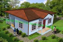 Good Insulation Sandwich Panel Cheap Prefab Homes For Sale