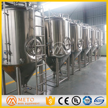 Brewery equipment for beer brewing, turnkey beer brewing system, beer pilot brewing system