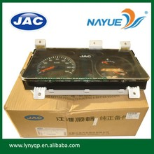 Chinese JAC truck HFC1030 parts auto meter 3801910D3601 instrument panel dash board