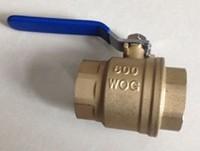 brass valve ball